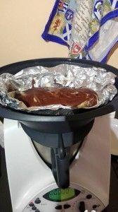 plum cake Bimby al vapore