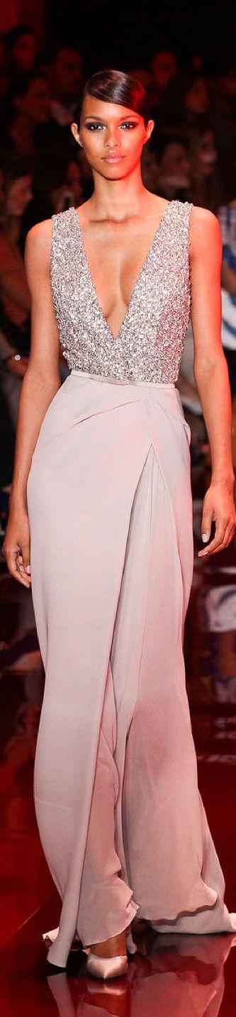 FALDA Y ARRIBA Elie Saab F/W 2013-2014 Couture.