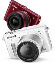 Nikon 1 Cameras - we just bought this and love it... So compact and takes fantastic pictures.