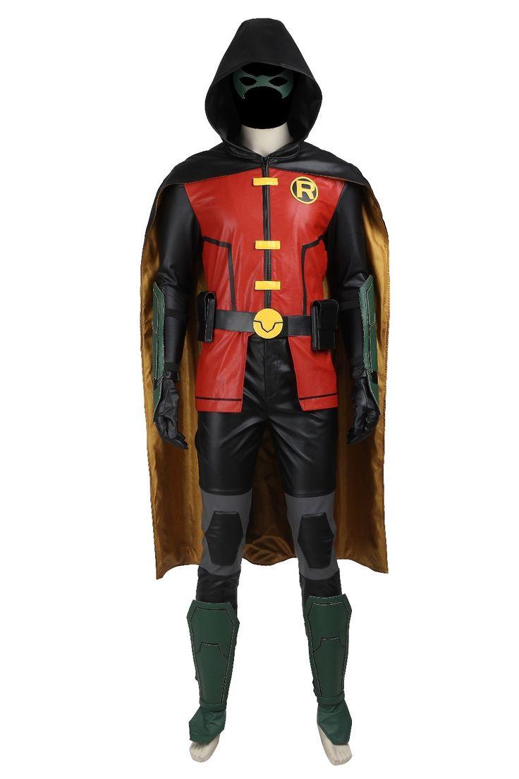 Best 25+ Robin costume ideas on Pinterest   Batman and robin ...
