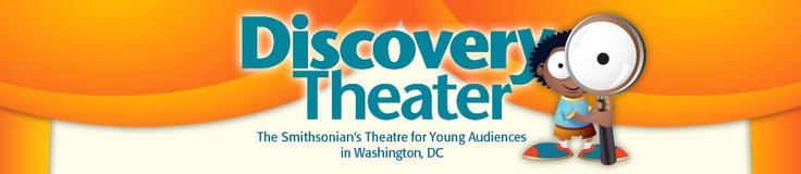 Theater for children - stay tuned for Aug/Sept schedule
