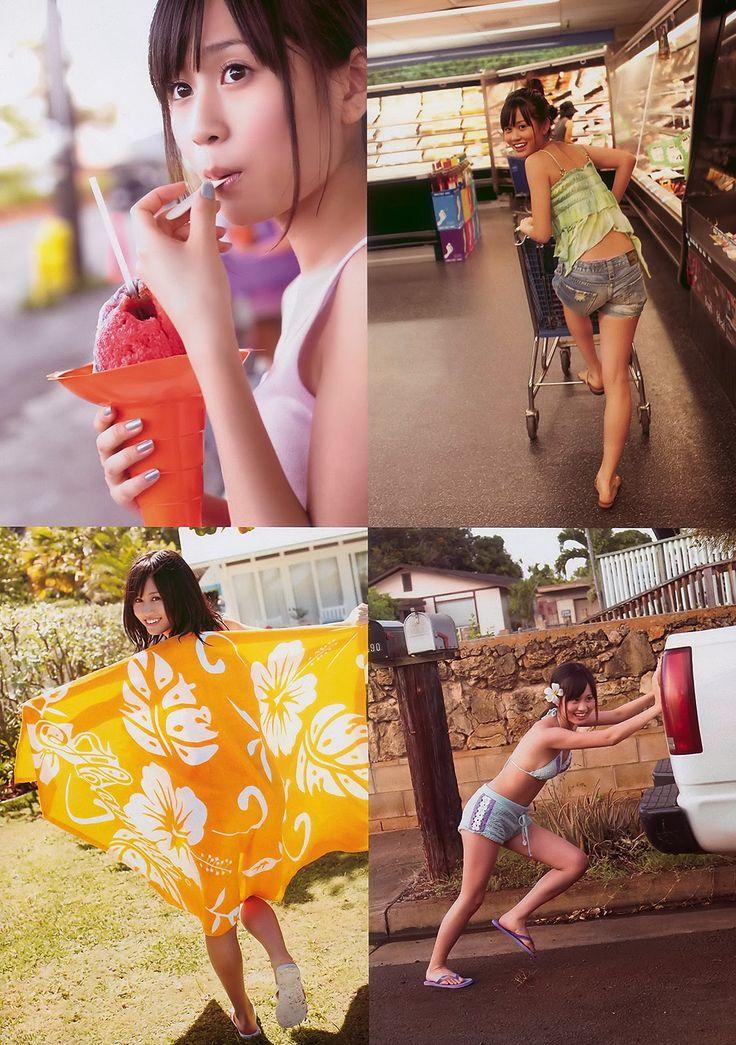 Maeda Atsuko 前田敦子 Change The World Images 2