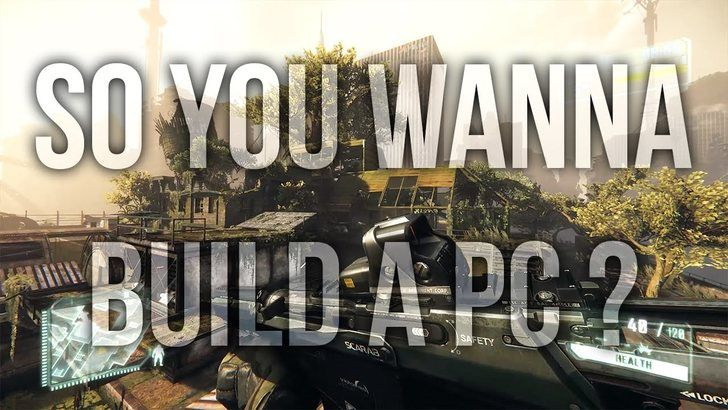 How To Build A Cheap Gaming PC    Searches for Gaming Computer ideas, Gaming PC Cases, Mods, Gaming computer Desks and builds - Gaming PCs & Gaming Computer Graphic Cards    Visit: http://memory4less.com/