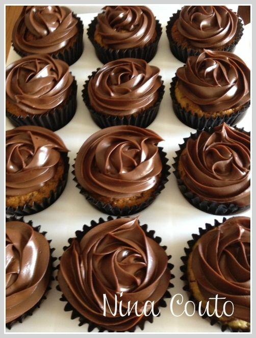 Cupcakes pour les copains