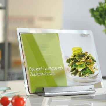 GEFU Kochbuchständer LIBRO @trendversand.ch