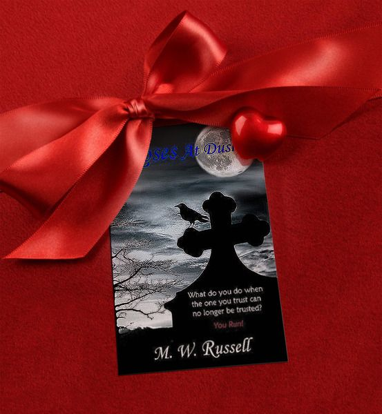 Lucas's Pain will Touch Your Heart! http://www.mwrussell-books.com/the-demonic-series/ Snowdrops Wilt at Dawn - Get Your Copy & Be In to Win Roses at Dusk Too!