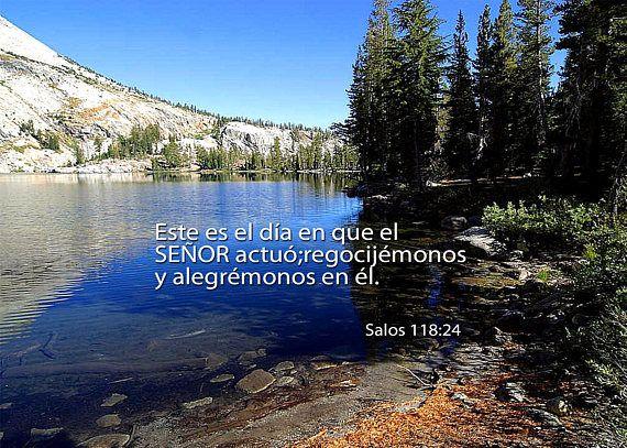 Salmos 118:24 Downloadable digital scripture  (receive 5
