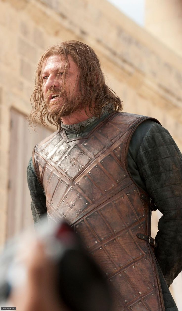 Eddard Stark,great king !!!!