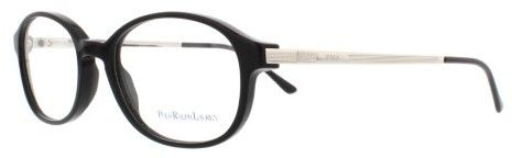 Polo Ralph Lauren Eyeglasses Polo PH 2084 5001 SHINY BLACK
