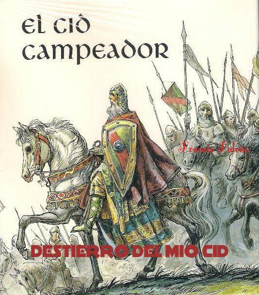 Mio Cid al salir de Castilla lo acompañan 200 hombres ya que su plazo de se a vencido. Minaya quien es como su mano derecha lo ayuda en cada una de las acciones y batallas que el lleva a cabo contra los moros y moras.