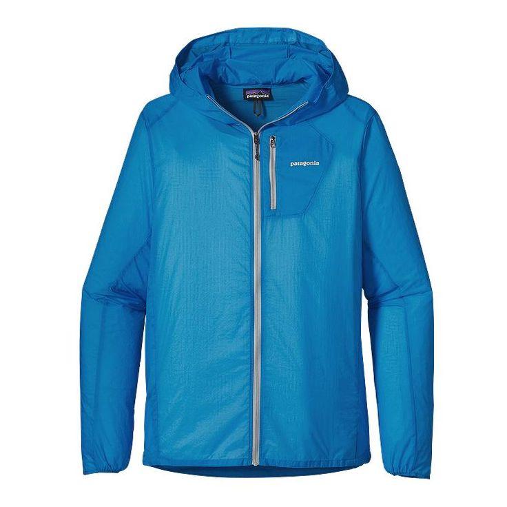 Patagonia Men\'s Houdini\u00AE Jacket - Electron Blue ECTB
