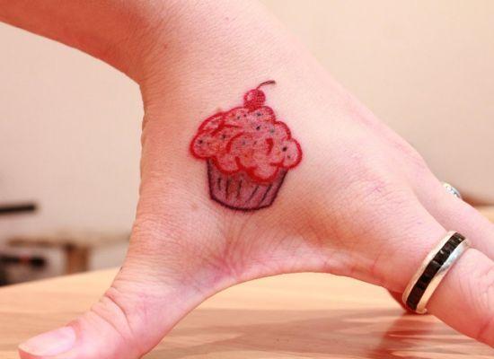 1000+ ideas about Cupcake Tattoos on Pinterest | Tattoos ... | 550 x 400 jpeg 22kB