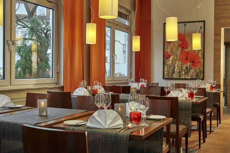 Restaurant des H+ Hotel Darmstadt
