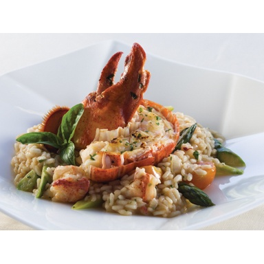 Lobster Risotto.Fancy Cuisine, Epicurean Dreams, Lobsters Risotto ...