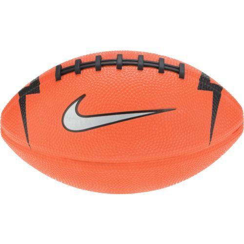 Nike 500 Mini 3.0 Youth Football Orange/Black - Football Equipment, Football Equipment at Academy Sports