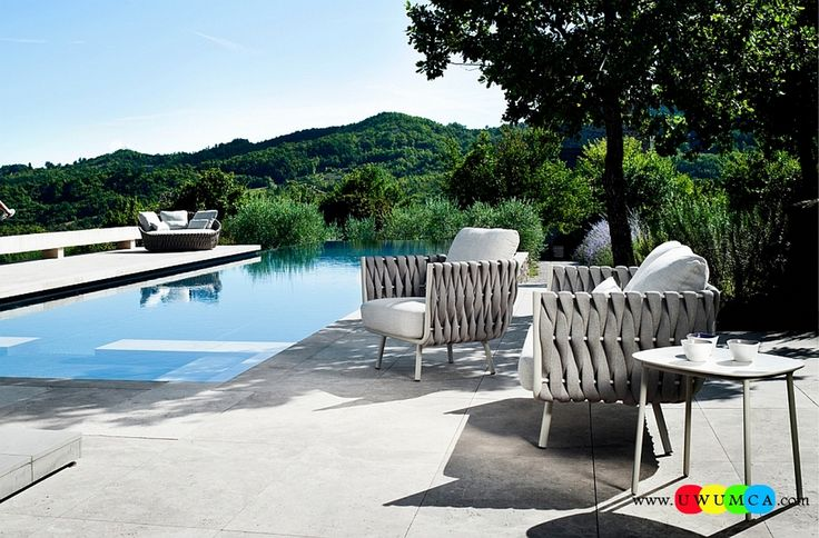 Furniture:Complete Your Exclusive Decorating Tosca Outdoor Furniture Table Sofa Daybed White Blue Cushions Chairs Tosca Outdoor Furniture For Outside Backyard Swimming Pools Tosca Collection Ideas Side Table Timeless And Trendsetting Tosca Outdoor Furniture Collection Unravels A World Of Luxury for Outside Swimming Pools