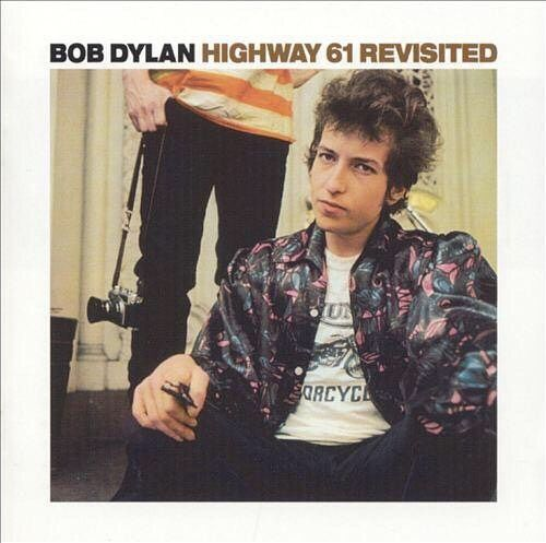 I am listening now. Highway 61 Revisited by Bob Dylan in Highway 61 Revisited