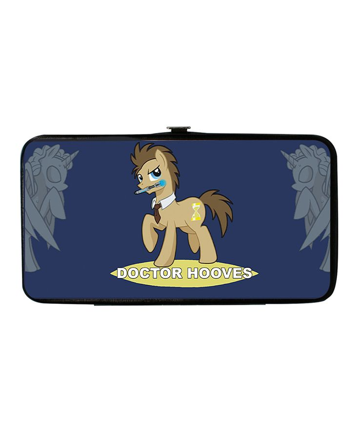 My Little Pony Doctor Whooves Wallet