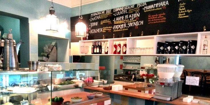 Manouche: Libanesische Küche in Sendling, Zataar