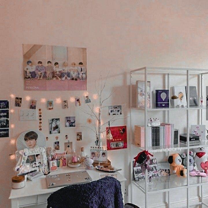 Bts Exo Blackpink Twice Ikon Sb19 Blackpink Bts Exo Ikon Sb19 Army Room Decor Room Ideas Bedroom Cute Room Decor