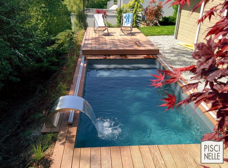 46 best Terrasse mobile de piscine images on Pinterest  Decks Swimming pools and Small