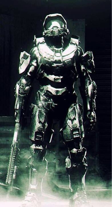 """The only easy day was yesterday.."" Master Chief S117"