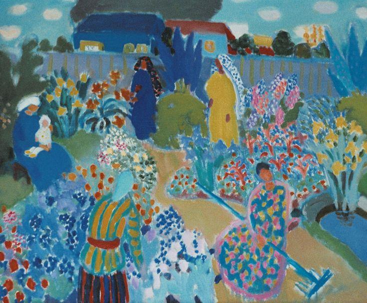 Выставка «Грезы бытия». Ирина Лотова. Римма Лотова. Живопись, графика, керамика