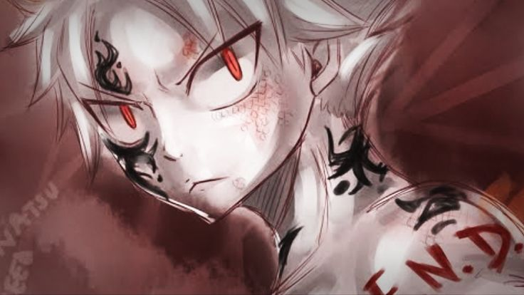 Natsu is so damn hot when he's in his etherious form   Anime \(^o ...