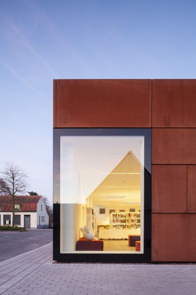 City+Library+Bruges+/+Studio+Farris+Architects