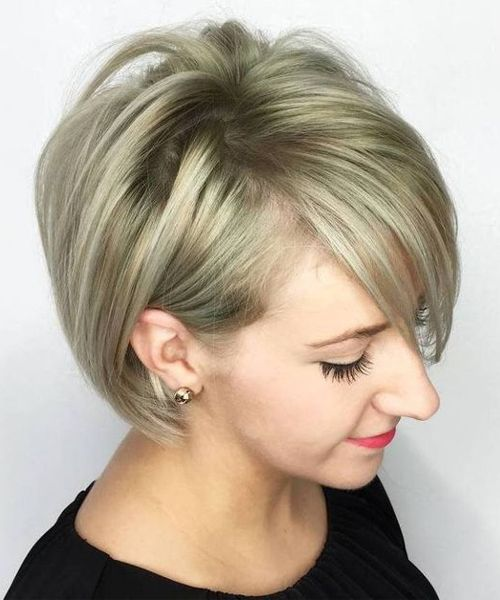 Best Silky Soft Short Pixie Hairstyles 2018 For Women Short