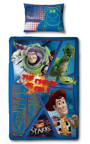 Disney Kids Single Novelty Bedding Set: Toy Story @ niftywarehouse.com #NiftyWarehouse #Toy #Story #Movie #ToyStory #Pixar