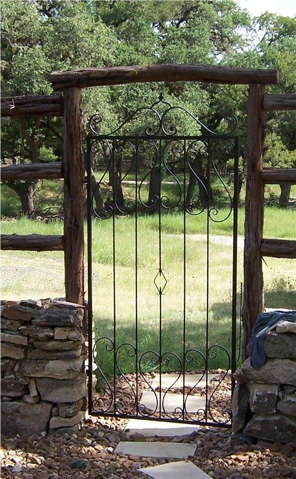 Day Garden Gate