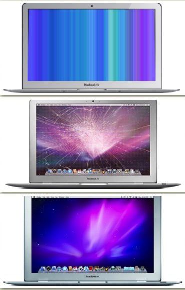 """Apple MacBook Air 11"""" Damaged Screen Repair-Get Your Unit Back to Flawless Today #Apple"""