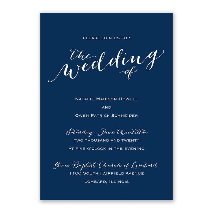 172 best Affordable Wedding Invitations images on Pinterest