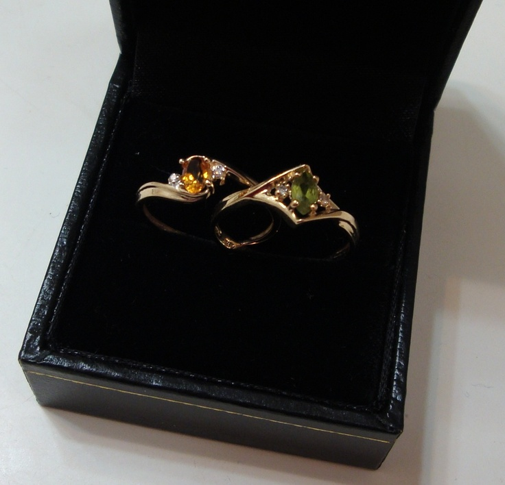 """The Wedding Rings! Inspired by the magic rings in """"The ..."""