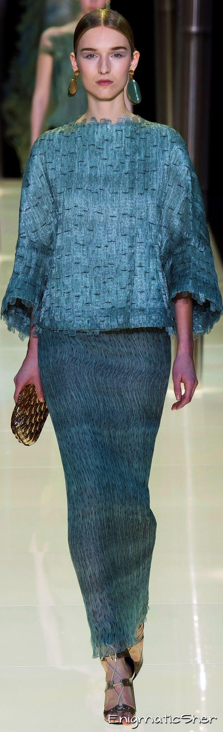 giorgio armani priv haute couture spring summer