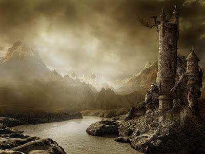 N.O.A. Rawle: Hides The Dark Tower Art Work Reveal