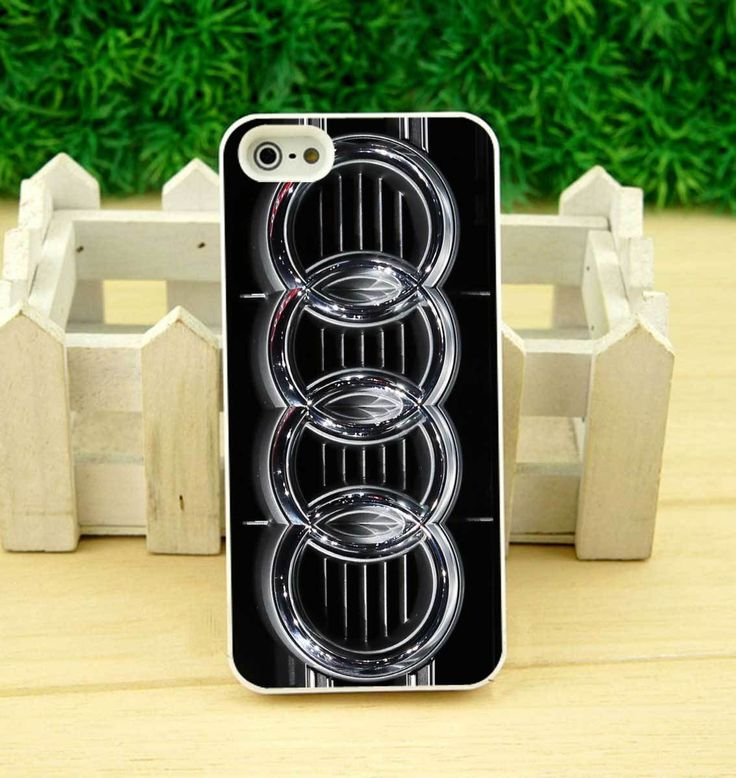 Audi Sport Car Logo Case iPhone 4 5 5s 6 6s Plus Samsung S iPod Fashion Cases
