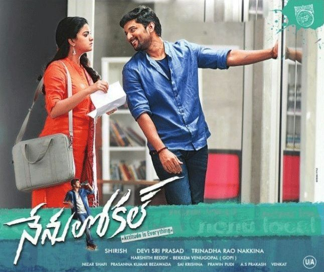nenu local 10 days collections