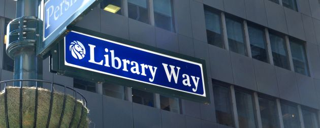 Library Way -- Library tourism – New York Public Library -- http://craftytails.wordpress.com/