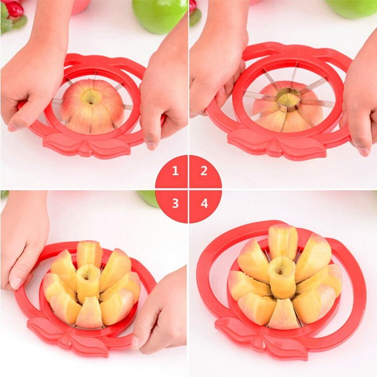 $1.11.....Cheap fruit and vegetable carving tools, Buy Quality fruit spoon directly from China fruit vegetable carving tools Suppliers:                                          Apple Slicer Corer