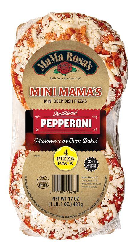 MaMa Rosa's Pizza | Mini MaMa's Pepperoni