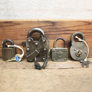 Lock Collection III, $112, now featured on Fab.