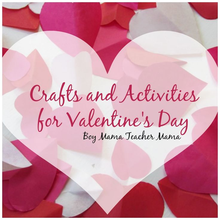 25 best Valentine\'s Day activities for kids images on Pinterest ...