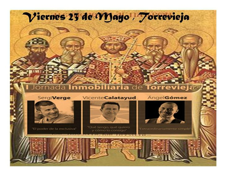 Curso de #Captacion #nmobilliaria en #Torrevieja.   La Captación en Exclusiva Compartida  es casi una Religión para el sector..