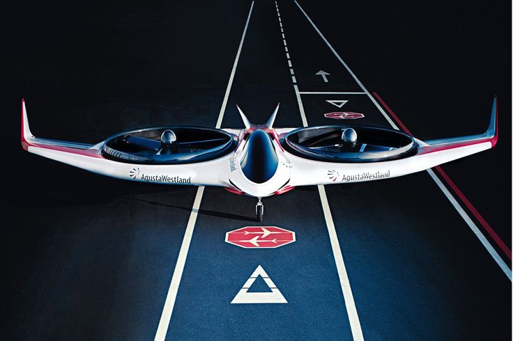 Introducing Project Zero: an all-electric, tiltrotor, helicopter-aeroplane hybrid (Wired UK)