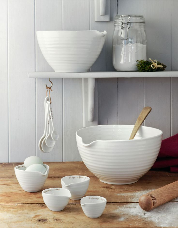 10pc Mixing Bowl Set, Sophie Conran fpr Portmeirion  | Hudson's Bay