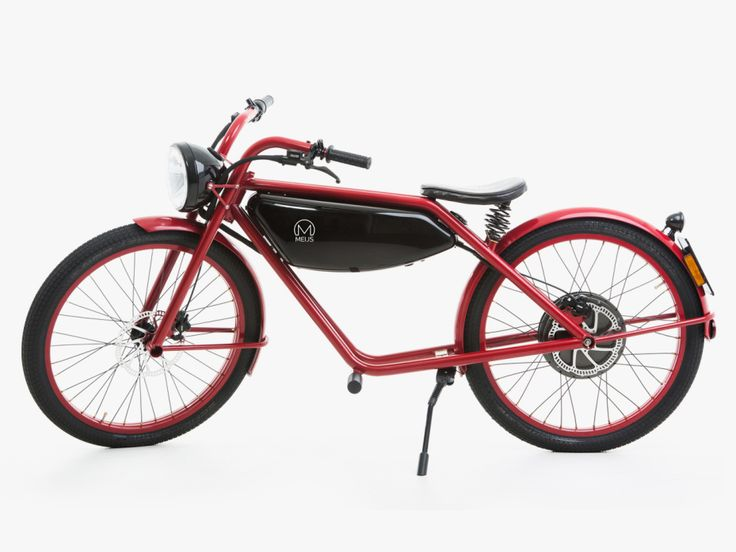 The Retro Electric Moped That's Taking Over Europe