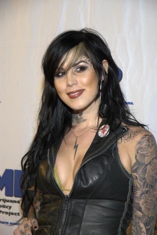 Vyy'zai Kat Von D Artist Tattoo artist, Miami Ink