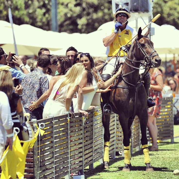Polo in the City , Sydney